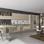 Fitted kitchens and unfitted kitchens